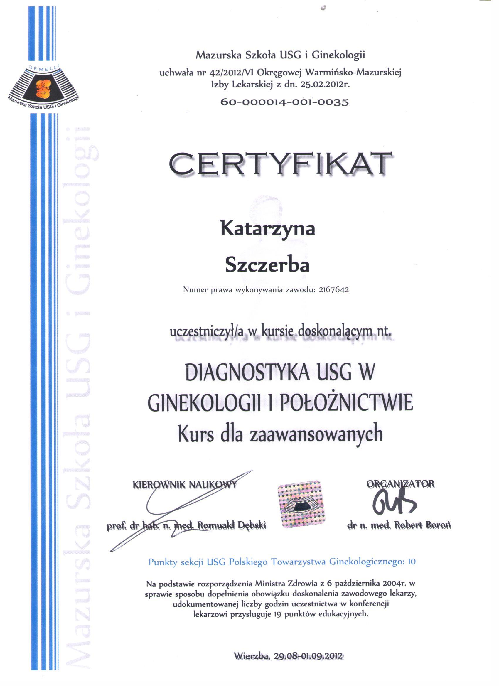 Ginekolog Kołobrzeg